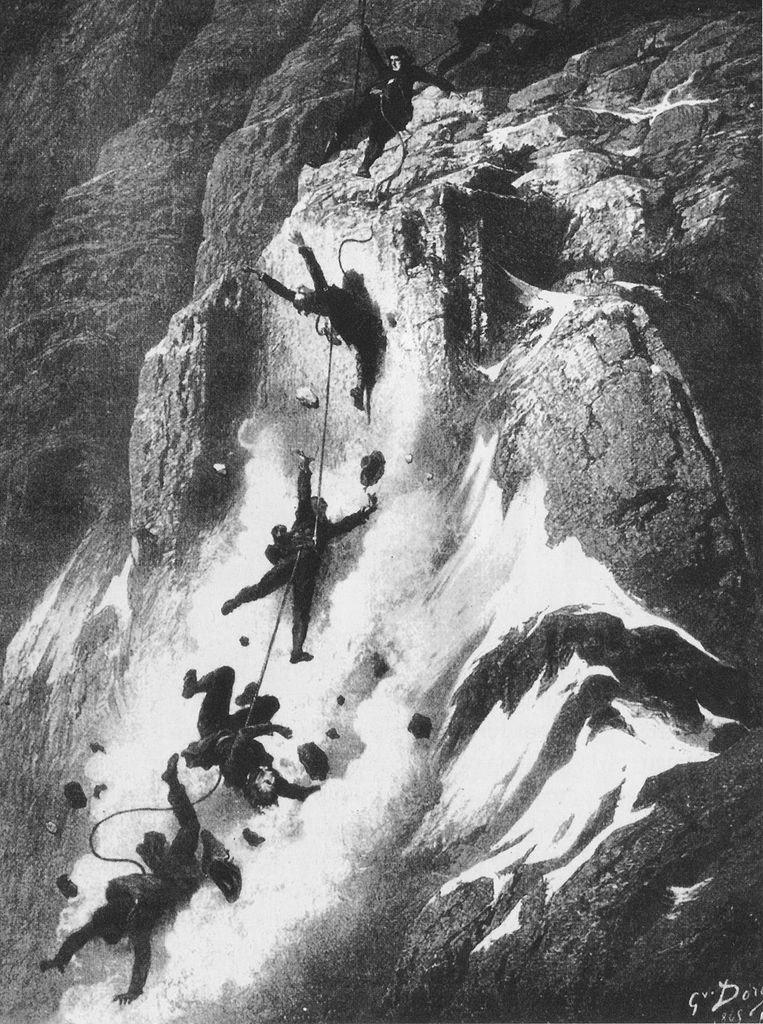 Accidentes de escalada