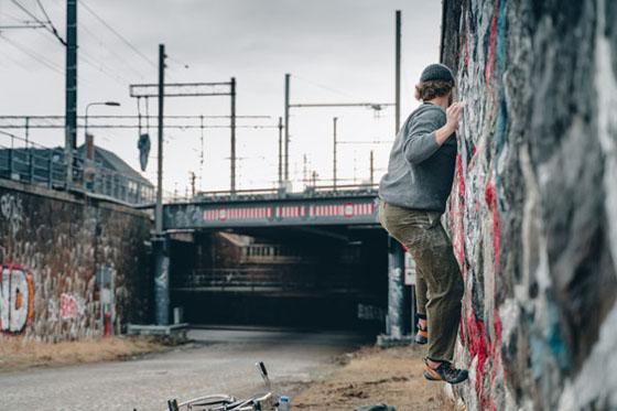 Escalada urbana