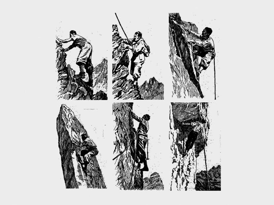 Grados de dificultad en escalada según Welzenback